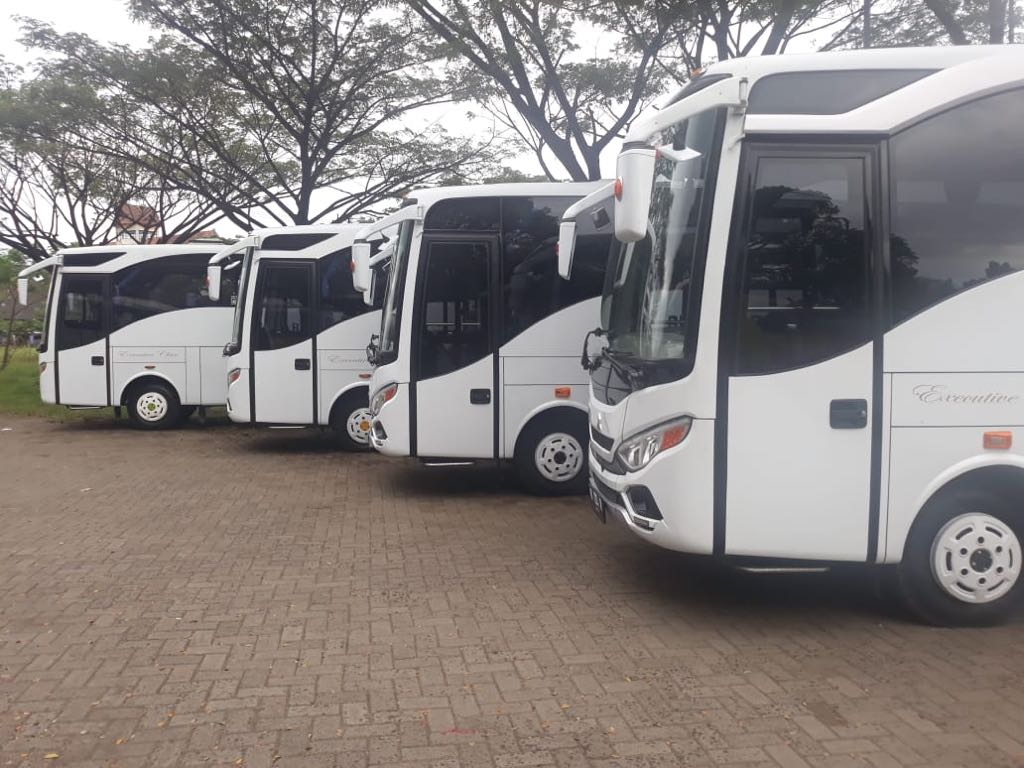 Rental Bus Makassar Tours And Travel Rental Sewa Bus Pariwisata